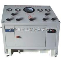 YQB-30氧气充填泵,AE102氧气充填泵