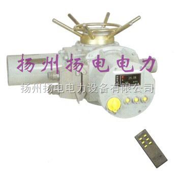 F-DZW非侵入式电动执行器