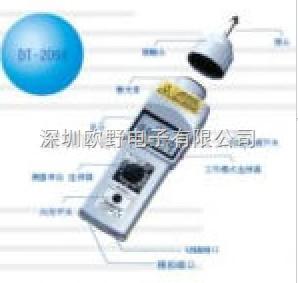 DT-209X轉速表-DT-209X日本新寶 手持精巧型數字式轉速表