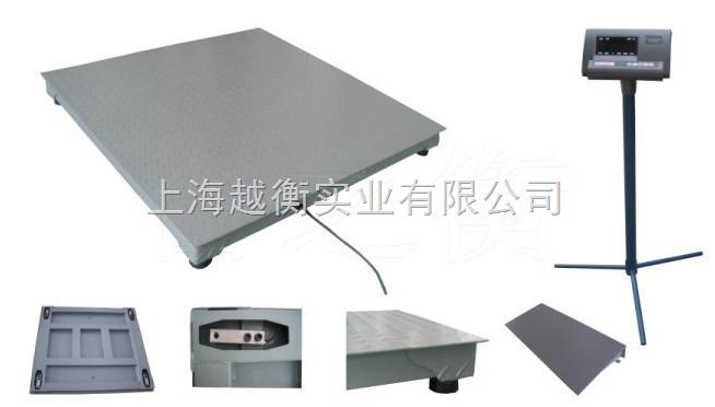 高品質60T電子地磅(數字式抗干擾)/100噸電子地磅