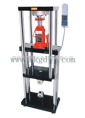 HK-SPV-50K-2013新款上市!!手动液压试验机、手动拉力试验机