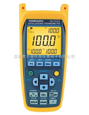 TM-747D泰玛斯四通道數字溫度錶  温度记录仪