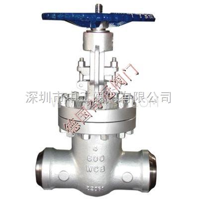 QIG-ZAF50-CB-進口耐高溫閘閥,進口鍛鋼超高溫閘閥