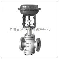 ZHAN 系列 轻小型气动薄膜直通双座调节阀