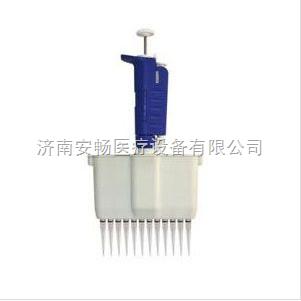 YY-300-T8/T12金花耐高温消毒型连续可调多道移液器