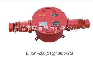 BHG2-400/10KV-2G高压接线盒
