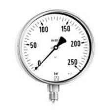 上海浦光不銹鋼壓力表
