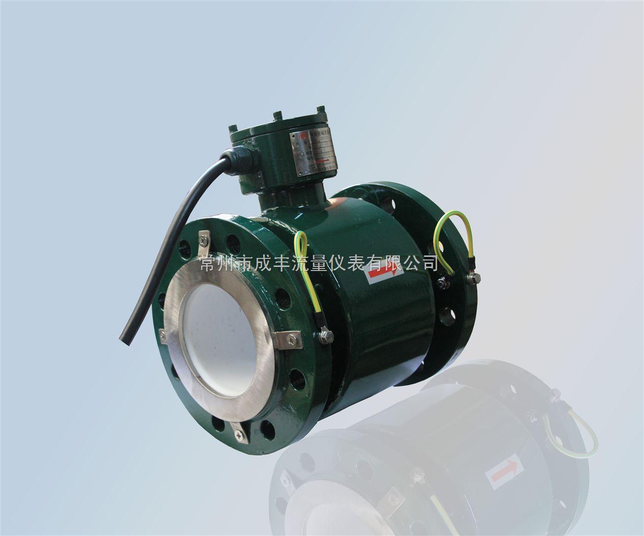 LDG-A150-测量泥浆的电磁流量计生产厂家【常州成丰】