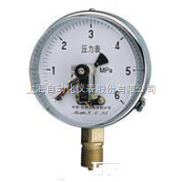 上海自动化仪表四厂YXC-102磁助电接点压力表