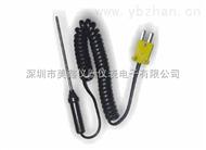 胜利通用附件TP02 K型温度探头   热电偶探头