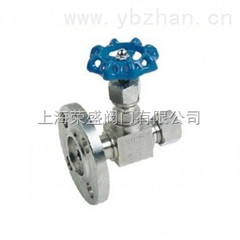 齊全-針型閥 JJ.BY1取壓截止閥 壓力計截止閥 螺紋針型閥 壓力表針型閥