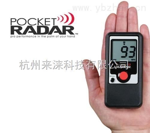 美国Pocket Pr1000微型手持式汽车雷达测速仪器