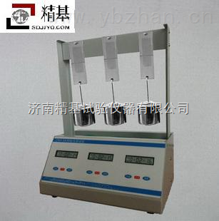 持粘性测试仪 进行持粘性测试试验。