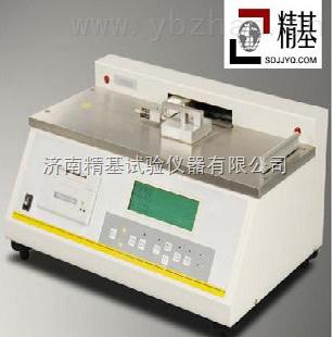 摩擦系数仪适用于测量塑料薄膜和薄片、橡胶、纸张、纸板、编织袋