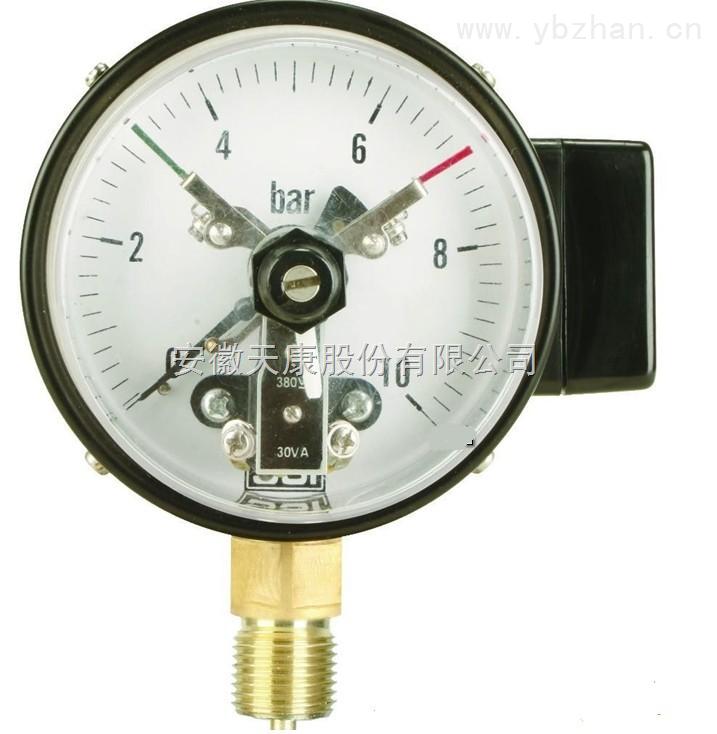 YTXC-100/150耐震电接点压力表