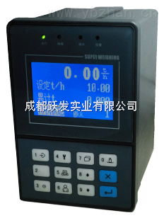 成都 皮带秤 控制仪表 BC-820