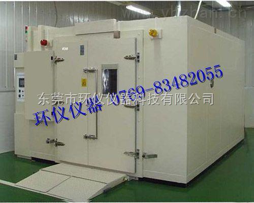 步入式高温老化室工作原理,步入式高温老化室测试方法