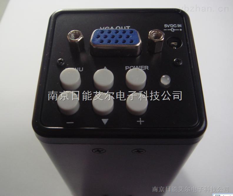 十字线VGA工业相机