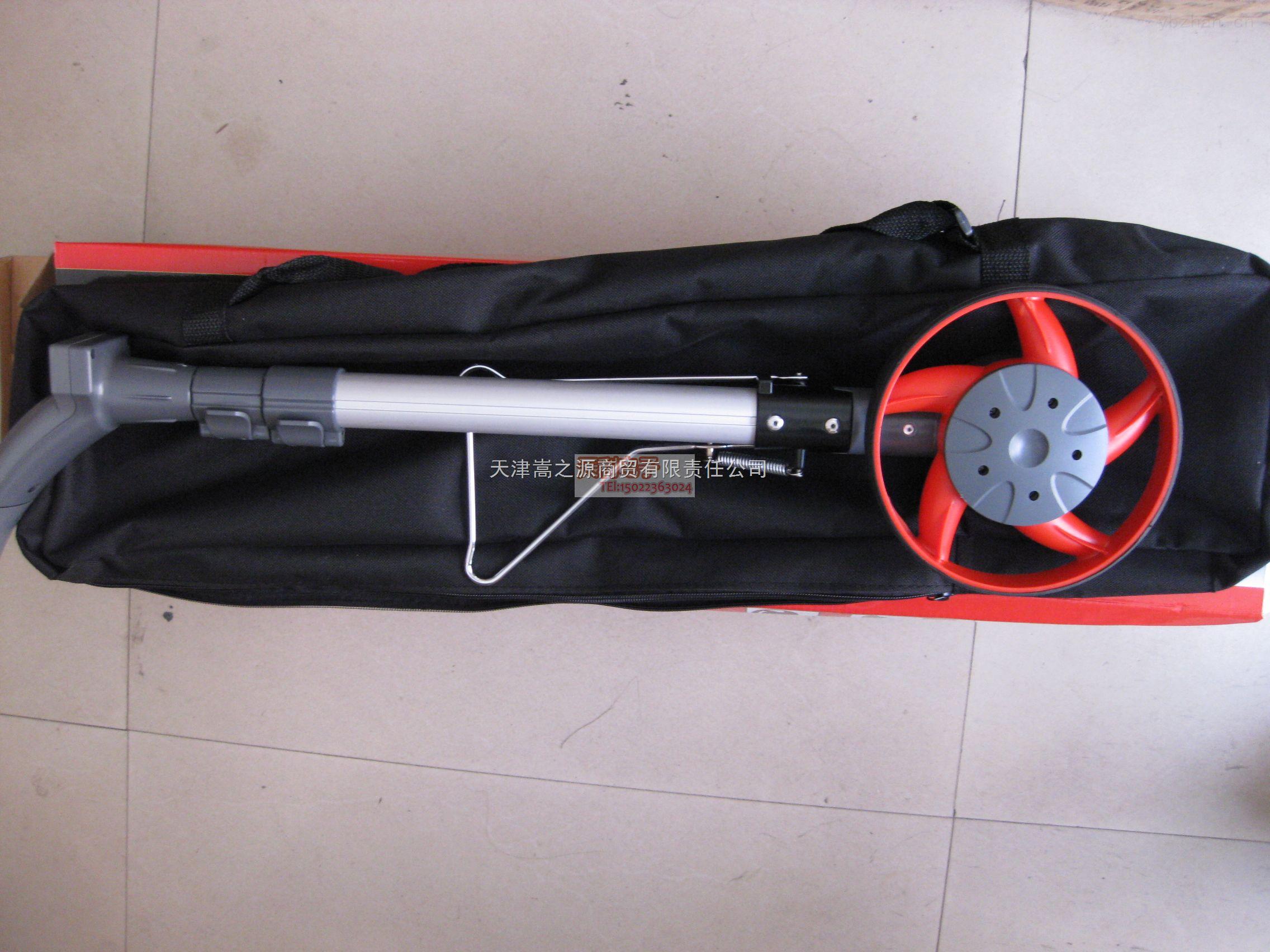DW2-輪式測距儀什么品牌好/天津藍達手推式道路施工長度測量儀