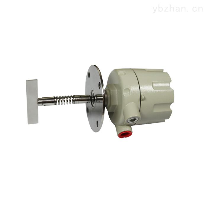 WD-1F00 阻旋式料位开关 物位计 物位开关220V 法兰安装 杆长20cm