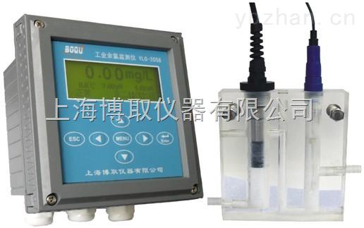 YLG-2058-泳池余氯監測,泳池實時監控設備,泳池水質分析儀