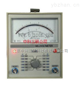 DL39-SH2175-交流毫伏表