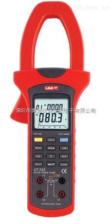 UT232-數字三相鉗形功率計