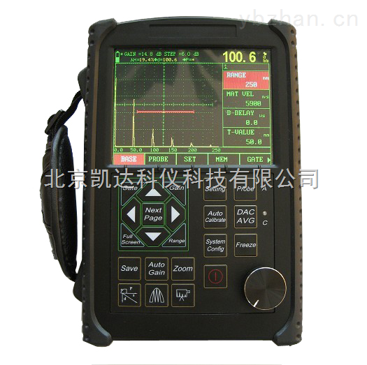 高精度超声波探伤仪工厂直销
