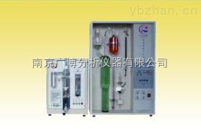 高锰钢碳硫检测仪器GB-CS2B