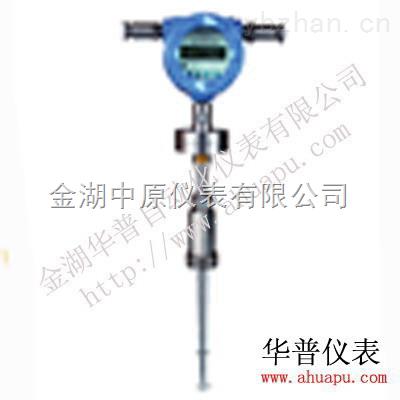 熱式氣體質量流量計(插入式)