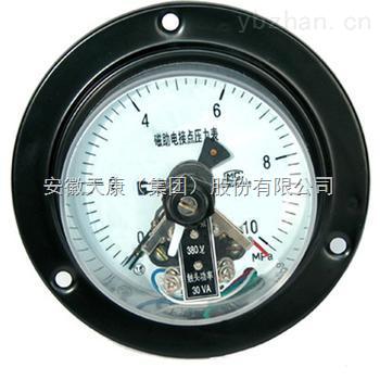 YXN-150M20×1.5-電接點壓力表 測量范圍0~16MPa