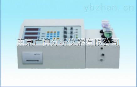 微机元素高速分析仪