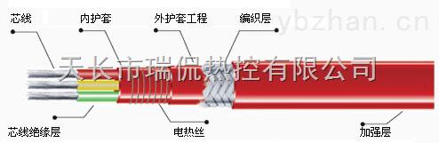 JFB-口/3型三相恒功率并联电热带