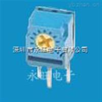 tocos電位器 半固定可調電位器 tocos總代理 G43C/GF04/RGP10/G12/GF1