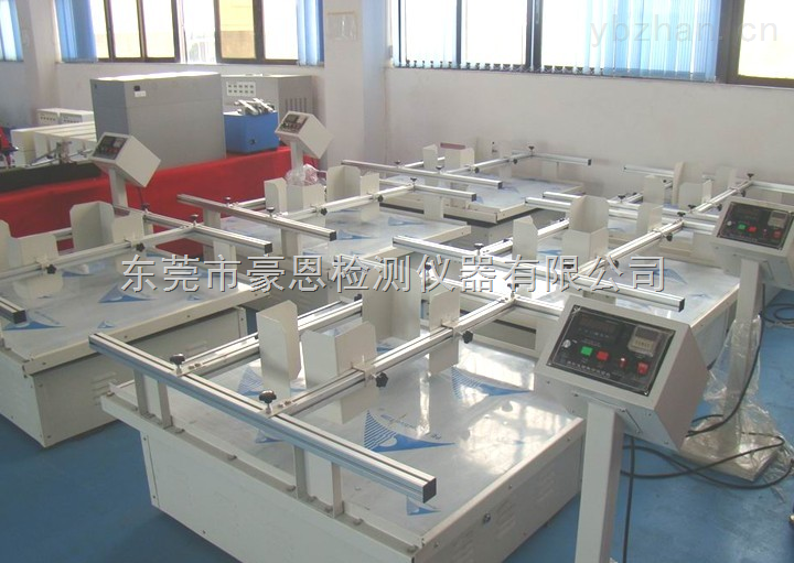 模拟运输振动测试台