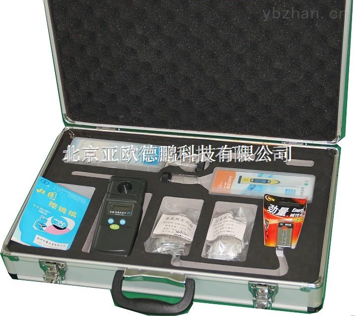 DP-6010-/便攜式游泳池水質分析儀/游泳池水質測定儀