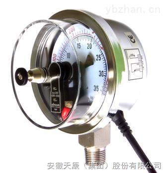 YNXC-100NQ-Z-耐震电接点压力表