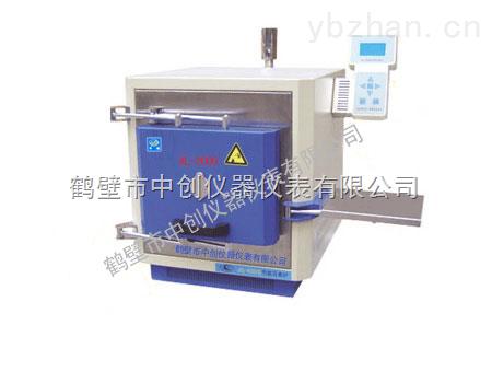 塑料灰分化验设备 煤炭灰分测定仪 高效节能马弗炉 中创仪器