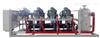 四并联低温螺杆制冷机/螺杆多联机/凝新机组/速冻冷冻机组