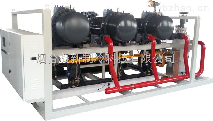 速冻并联机组/螺杆多联机/专利螺杆并联机组/低噪音冷凝机组
