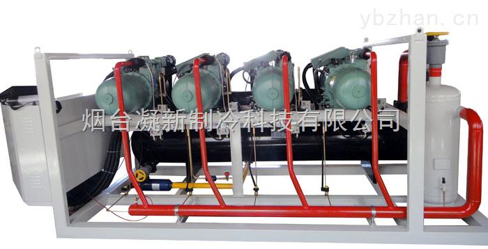 NSLDG4-60-60P四并聯水冷機組/螺桿式水冷機組/工業水冷機組/
