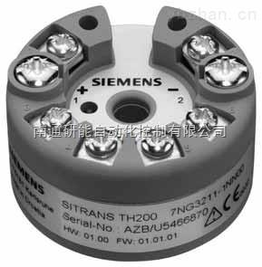 TH300/TH400 西门子温度变送器 7NG3212/7NG3214 现货