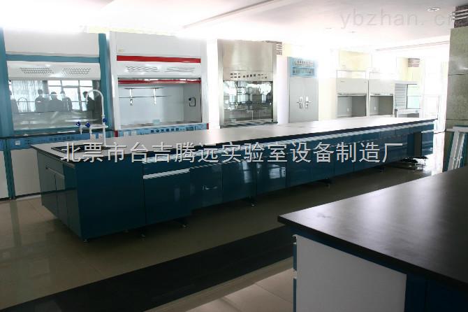 全钢豪华实验台鄂尔多斯实验台材质说明PP水盆三联水嘴