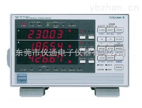 东莞回收WT230、WT230、WT230数字功率表