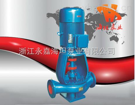管道泵 ISGB型便拆式管道泵