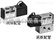 SMC电磁控制换向阀工作原理,SMC电磁控制换向阀