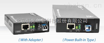 台湾CTC千兆光纤收发器