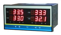 型号:YK-14A,工业四路温度变送器,智能四路PT100温度数显仪