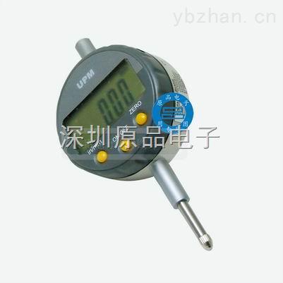 0-12.7mm-UPM数显电子百分表 高度表 深度表 指示表带数据链接线