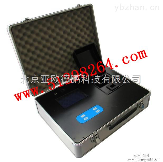 DP-01-25-多參數水質分析儀/多參數水質檢測儀